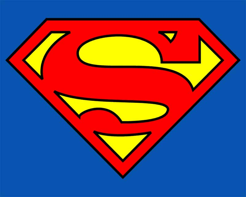 superman logo by benokil - photo #9